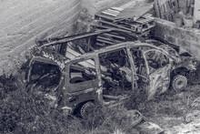 Carcassa Di Automobile
