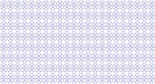 Seamless Pattern With Blue Stripes