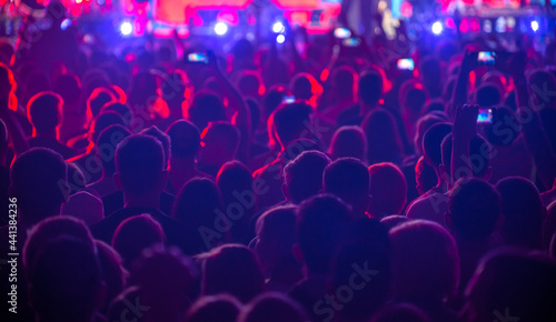Fotografija People at the concert