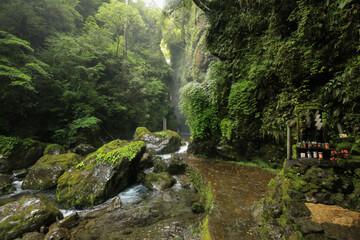 徳島県海陽町 轟の滝
