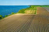 Fototapeta Fototapety z morzem do Twojej sypialni - Baltic Sea - beautiful Polish coast.