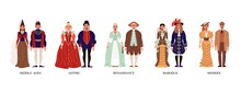 Fashion History Costume From Middle Ages To Modern