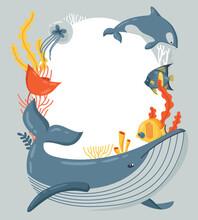 World Ocean Day Frame