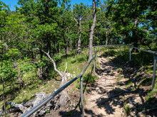 Wanderweg Mitten Im Nationalpark Harz