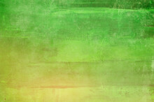 Abstract Green  Painting Background