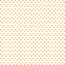 Orange And White Polka Dot Seamless Pattern. For Plaid, Tablecloths, Clothes, Shirts, Dresses, Paper, Bedding, Blankets, Quilts, And Other Textile Products. Vector Background.