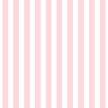 White And Pink Striped Background. Seamless Background. Diagonal Stripe Pattern Vector. White And Pink Background.
