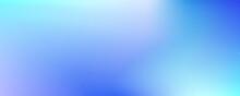 水中をイメージした青と水色のベクターグラデーション背景