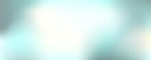 曇り空をイメージした青みグレーと白のベクターグラデーション背景