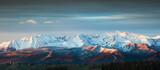 Wiosenna Panorama Tatr Bielskich