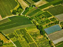 Landwirtschaft Von Oben