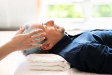 Reiki Therapy Alternative Healing Massage