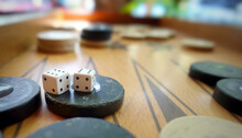 Close-up Of Board Game