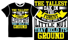 The Tallest Oak In The Forest Was Once Just A Little Nut That Held Its Ground, Wisdom Theme, Branch - Plant Part, Scenery Lifestyle, Motivational And Inspirational Saying