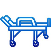 Stretcher Gradient Icon