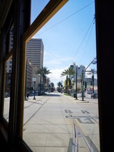 Streetcar Riding In New Orleans
