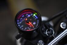 Custom Motorcycle Speedometer
