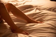 SEX・女性・ベッド・セックス