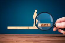 Business Focus On Grants