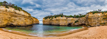 The Loch Ard Gorge Is Part Of Port Campbell National Park, Victoria