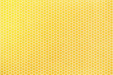 Abstract Yellow Hexagon Background With White Line Fo Website Or Wallpaper