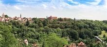 Rothenburg Ob Der Tauber Panoramen