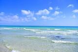 Fototapeta Fototapety z morzem do Twojej sypialni - Tunezja, wakacje, woda, Morze Srodziemne, wypoczynek, fale