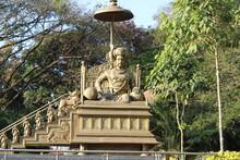 Dr Rajkumar Statue In Bangalore