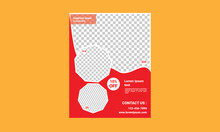Restaurant Flyer Design Template