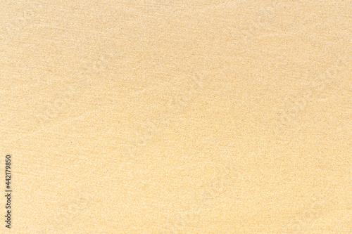 Canvas Sand texture on the beach. Brown beach sand for background.