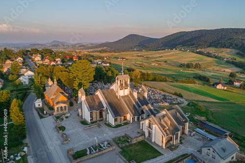 Foto Architektura sakralna w Małopolsce