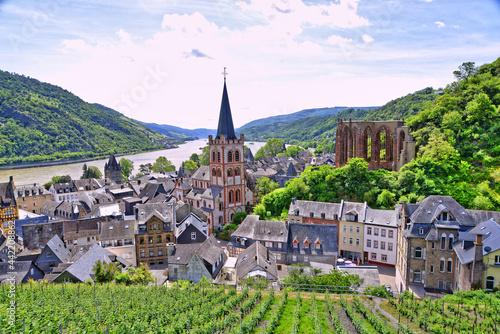 Foto Bacharach am Rhein