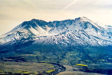Mount St. Helens, In Washington State