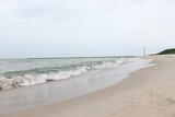 Fototapeta Fototapety z morzem do Twojej sypialni - Morze Bałtyk Plaża
