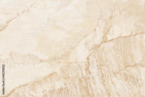 beige color polished finish natural marble design high resolution image use for Fototapet