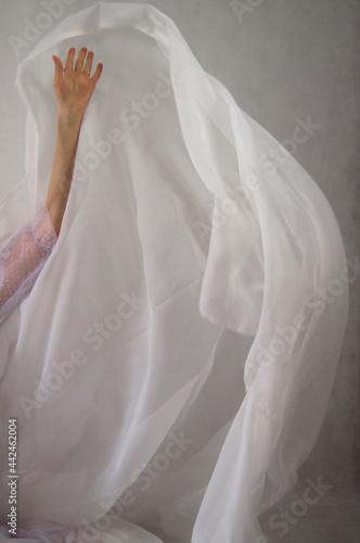 Billede på lærred bride