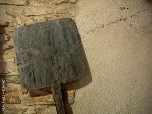 Fotografie, Obraz old shovel from a bread oven