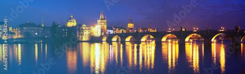 Foto Charles Bridge in the Prague