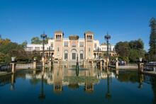 Alzacar Palazzo Reale Di Siviglia