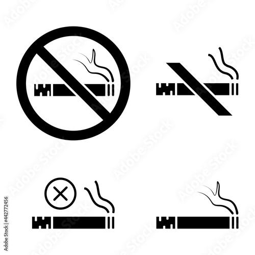 Photo No smoking
