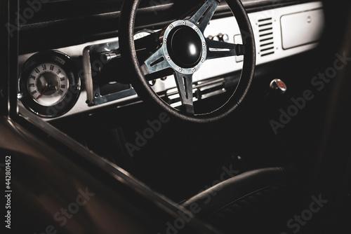 Obraz na plátně 1977 Ford Bronco