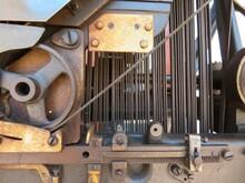 Close Up Shot Of An Engine
