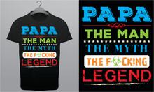 The Best King Of Dad Raises A Nurse T-Shirt Design, Best Papa, Dad T-Shirt Design Vector, Dad T-Shirt Design Vector Royalty Free Vector, 2022 Fathers Day T-Shirt Design Template
