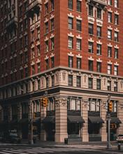 A Large Brick Building, Flatiron District, New York, New York