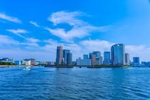 東京風景 豊洲