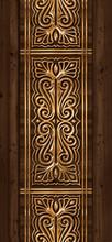 Laminated Door Design And Background Wallpaper