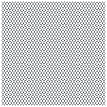 Vector The Curved Zigzag Pattern Mimics The Sea Waves And The Wrought Iron Is Beautiful. Dark Gray Stripes On A White Background
