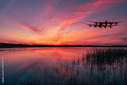 Fotografía Lancasters Composite