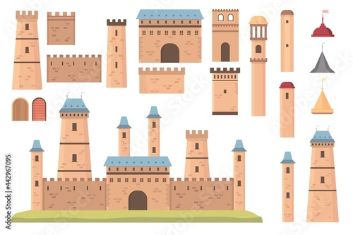Canvastavla Castle constructor