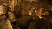 Cave Rock Walls Scene View